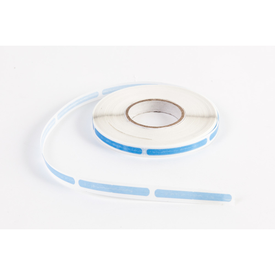 Single Splice Tapes auf Rolle blau 16 mm